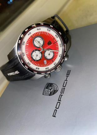 Часы Porsche Driver's Selection Sport Chronograph Watch