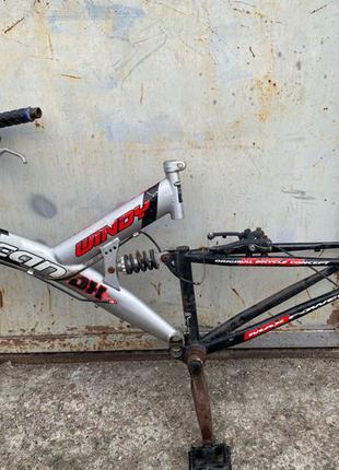 Рама велосипед 26