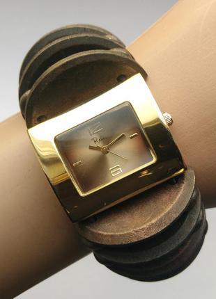 Relic by fossil часы из сша деревянный браслет механизм japan