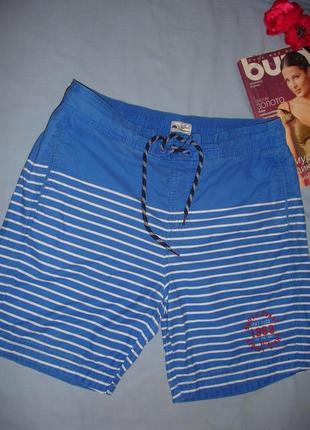 Мужские плавательные шорты l размер 48 летние тонкие в бассейн...