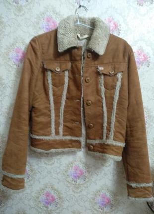 Куртка теплая miss sixty
