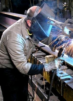 Изготовление металлоконструкций. Производство проэктно сметной до