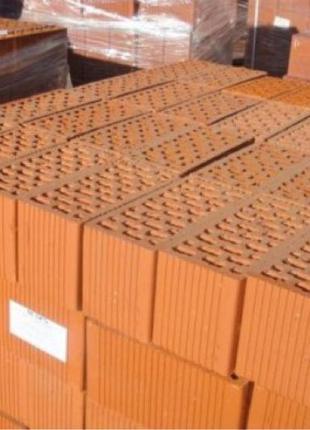 Кирпич керамический двойной 2 НФ, керамоблок