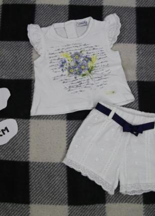 Детский костюм 1-3 месяца