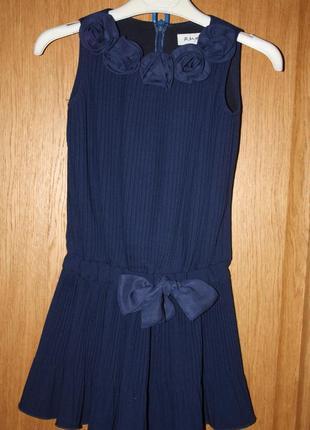 Стильное, модное платье   для девочки от 5 до 8лет,отличное со...