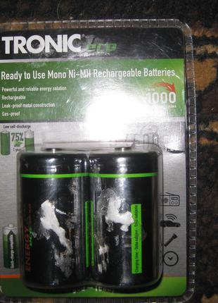 Акумулятори Ni-Mh D Mono 4500мАг Ready to use 2шт.