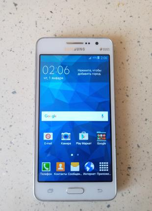 Смартфон Samsung Galaxy Grand Prime G530H 1/8 в норма состоянии