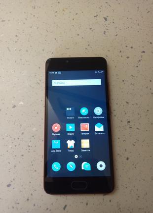 Смартфон Meizu M5c (M710H) 2-16 гб в хорошем состоянии