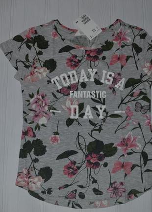 Нові футболки h&m розм. 140, 152 і 164