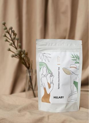 Чай из черной гречки HILLARY