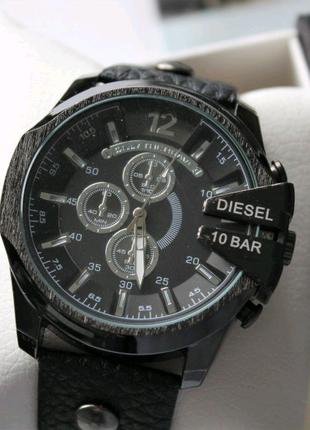 Мужские наручные часы Diesel Chief total black