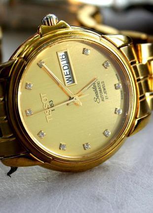 Часы tissot seastar редкая модель