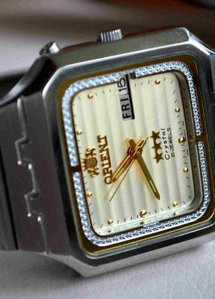 Часы ориент orient фреза