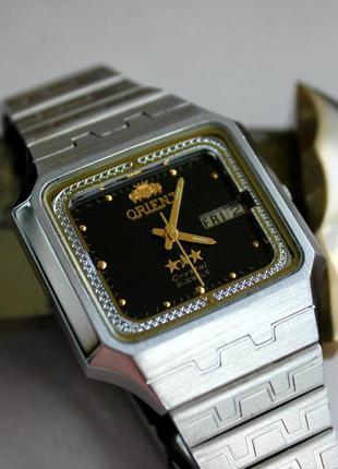 Часы коллекционные ориент orient фреза