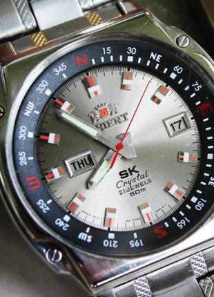 Часы ориент orient sk
