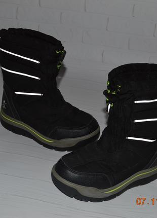 Зимові чобітки NEXT роз. uk 10 (28) в дуже гарному стані