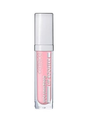 Catrice volumizing lip booster объемный блеск для губ 010
