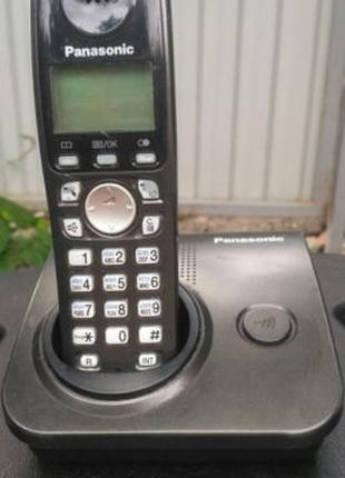 Panasonic KX-TGA720UA — радиотелефон, стандарт DECT
