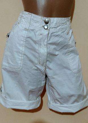 Распродажа !!! женские коттоновые шорты бермуды бренд jensen