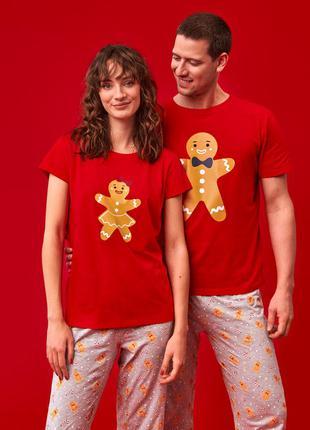 Пижама рождественская