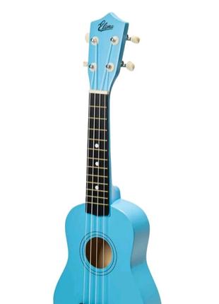 ЛУЧШАЯ ЦЕНА!!! укулеле Irin Soprano Blue