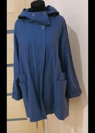 Crea, куртка- плащ, размер 50/52/54