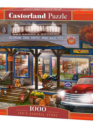 """Пазлы """"Jeb's General Store"""", 1000 элементов"""