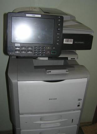 Б/У МФУ RICOH Aficio SP5210SR формат А4  (K006)