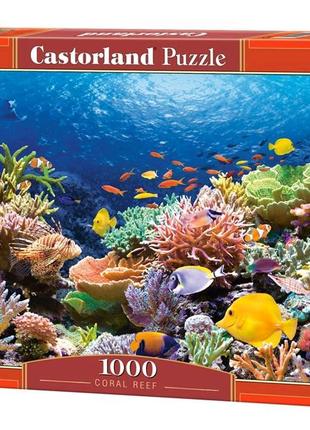 """Пазлы """"Подводный мир"""", 1000 эл"""