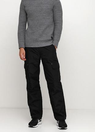 Очень удобные утеплённые брюки/штаны финского бренда