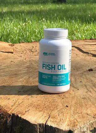 Рыбий жир (Omega - 3) от Optimum Nutrition