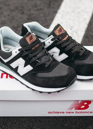 Кроссовки new balance black\white