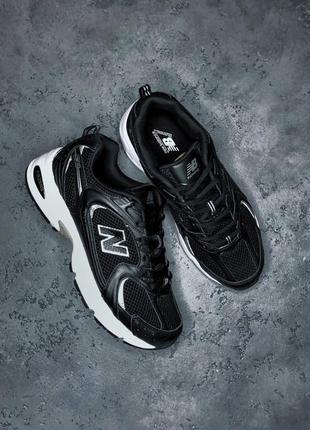 Кроссовки new balance  black