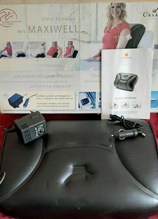Подушка массажная maxiwell