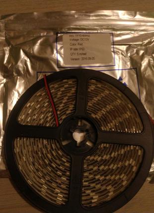 Светодиодная монохромная лента (влагозащищенная)