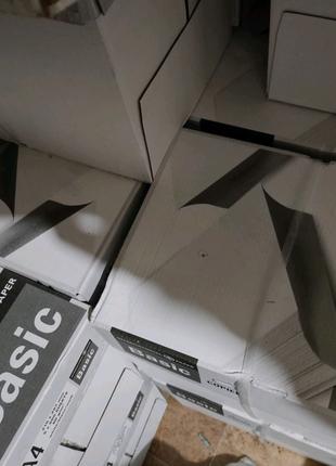 Белая офисная бумага А4 80гм2