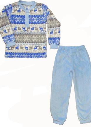 """Пижама для мальчика """"скандинавские узоры"""""""