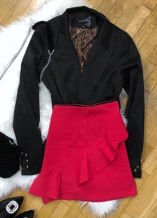 Новая бандаржная юбка stradivarius размер м