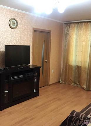 4 комнатная квартиру на Паустовского