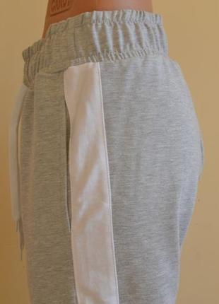 Спортивные штаны с лампасами топ качества!