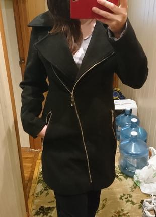 Тёплое пальто (осень-весна)