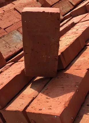 Кирпич керамический полнотелый М150/Цегла керамічна повнотіла