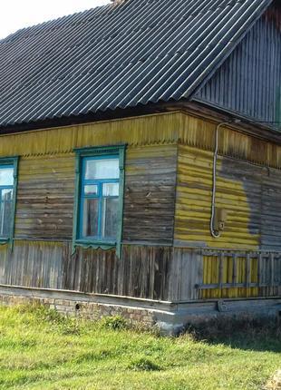 Дом с участком в с. Кодра, Макаровский р-н., 0.3 Га