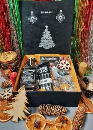 Эксклюзивные подарочные боксы/наборы, подарок на новый год