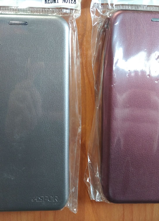 Магнитная чехол книжка Xiaomi Note 8
