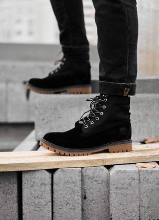 Ботинки тимберленд 💪тimberlad, military black 💪