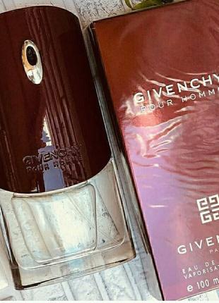 Мужская туалетная вода Givenchy Pour Homme 100 мл