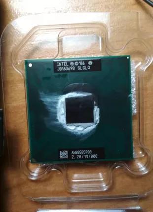 Процессор Intel® Celeron® 900 тактовая частота 2,20 ГГц, 1 МБ кэш