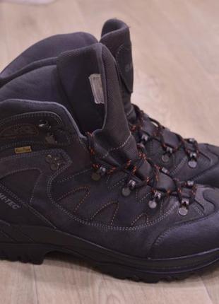 Hi tec мужские зимние ботинки