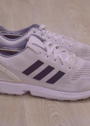 Adida zx flux мужские кроссовки сетка оригинал